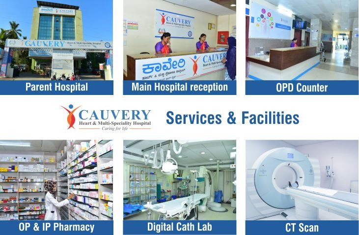 Cauvery Heart & Multi-Specialty Hospital Services Image